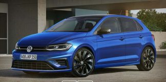 2018 Volkswagen Polo R Imagined