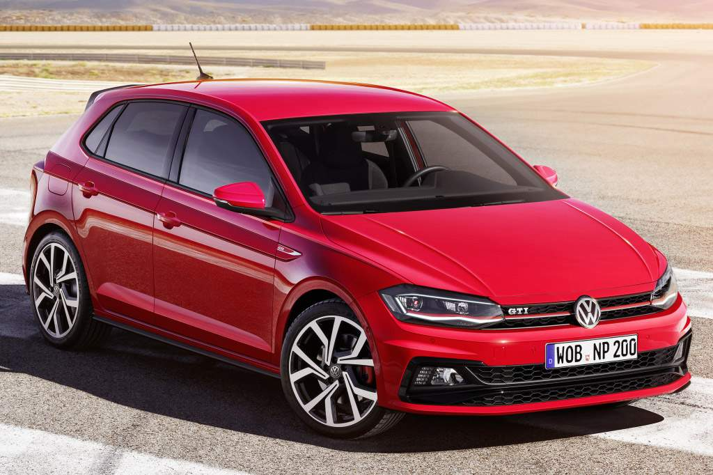 2018 Volkswagen Polo Revealed 1