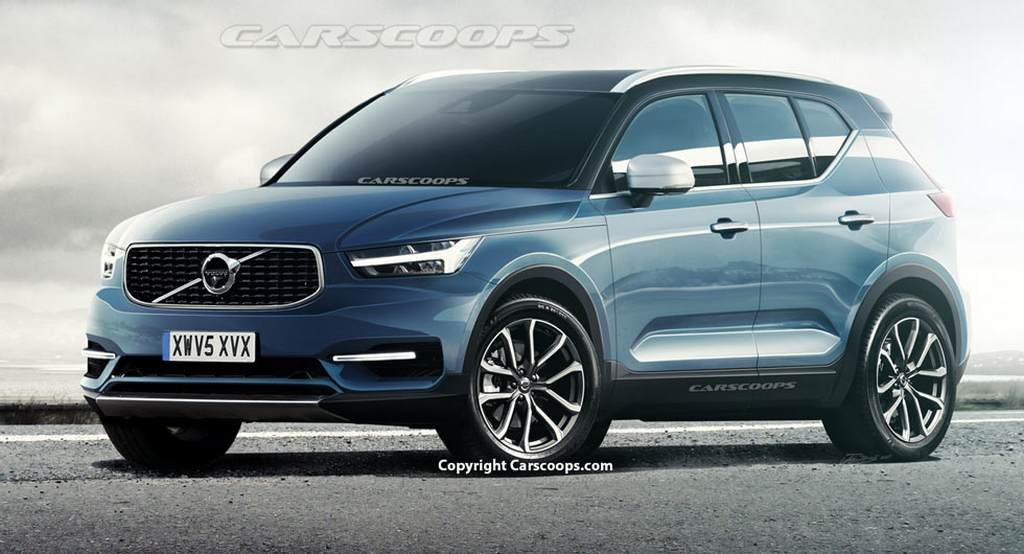 2018 Volvo Xc40 India Launch Price Specs Features Pics