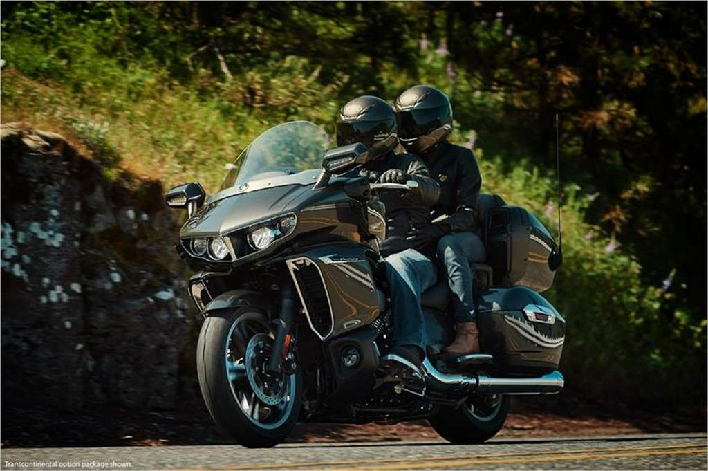 2018 Yamaha Star Venture Has Harley-Davidson's Market in its Sights