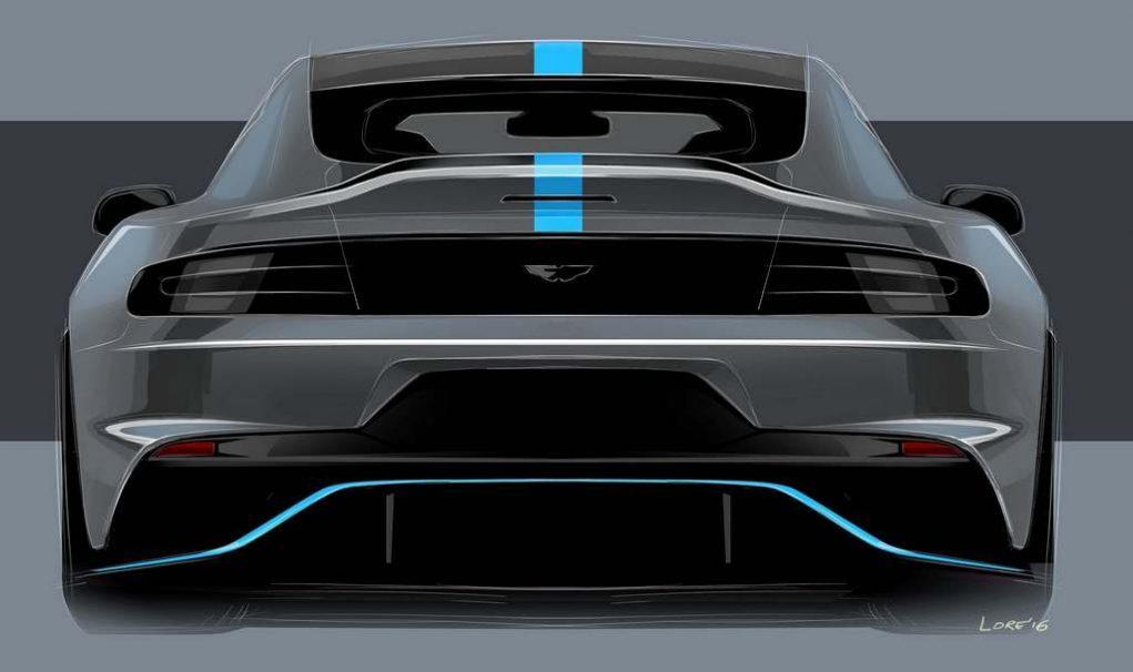 Aston Martin RapidE Concept 2