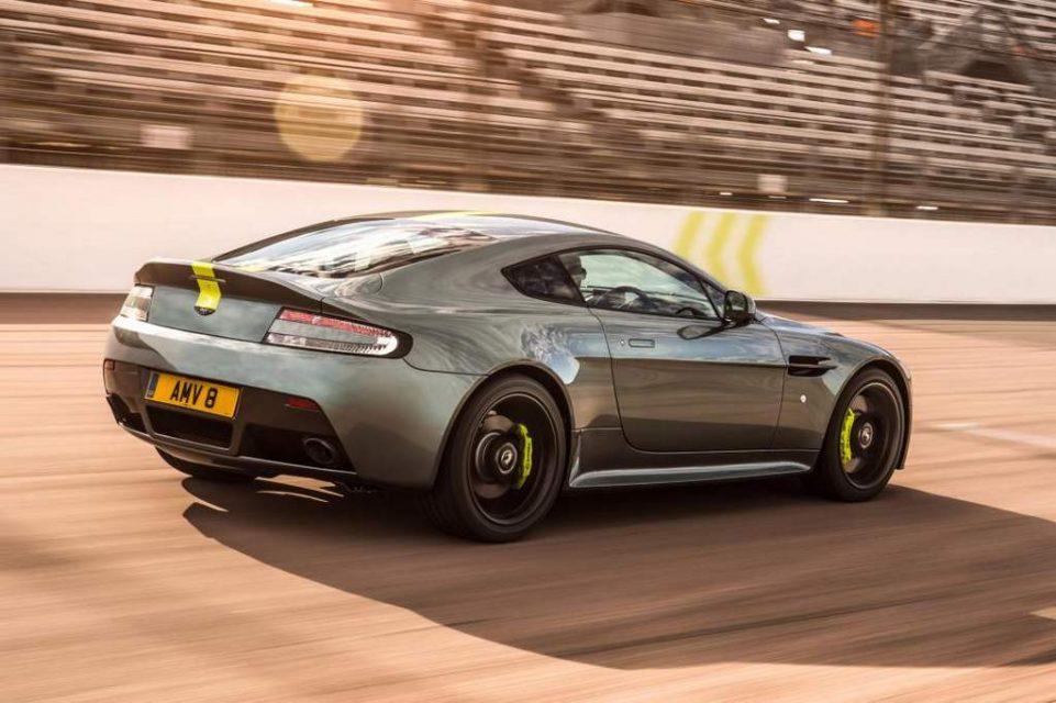 Aston Martin Vantage V8 AMR and V12 AMR 3