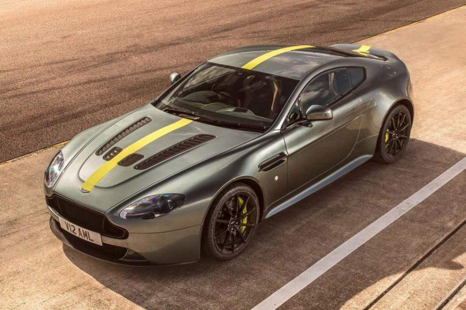 Aston Martin Vantage V8 AMR and V12 AMR 4