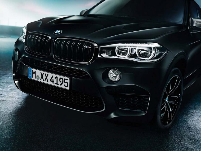 BMW-X5-M-Black-Fire-Edition 1