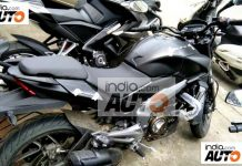 Bajaj Dominar 400 Matte Black Colour