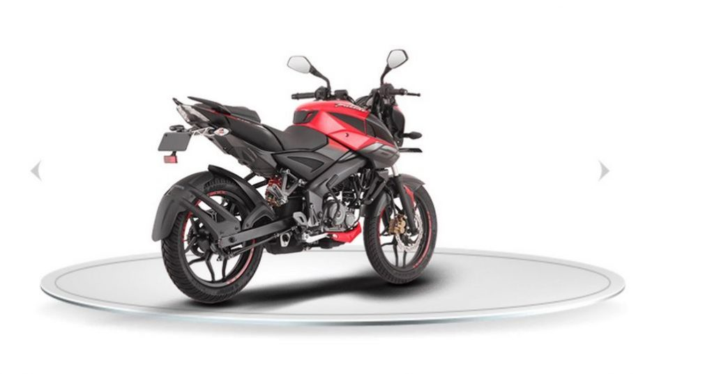 Bajaj Pulsar NS160 Launched in India 3