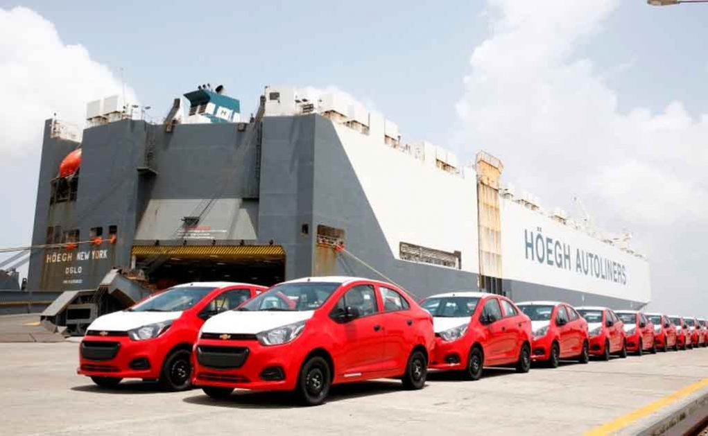 Chevrolet Begins Exporting Essentia Compact Sedan from India