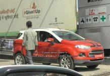 Dual-Tone Ford EcoSport India