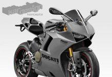 Ducati V4 Superbike Rendering 1