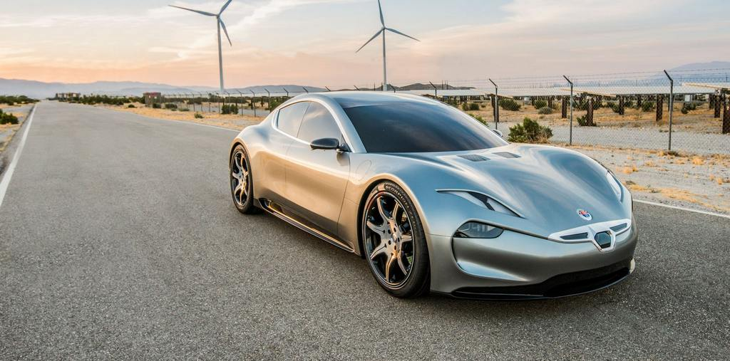 Fisker EMotion Sedan 1