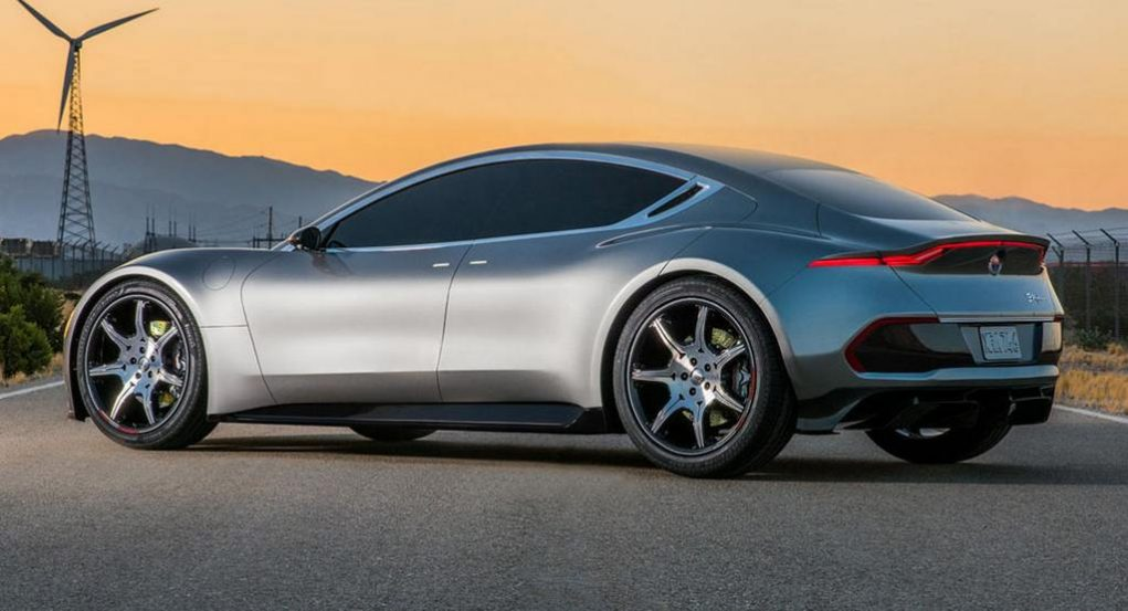 Fisker EMotion Sedan