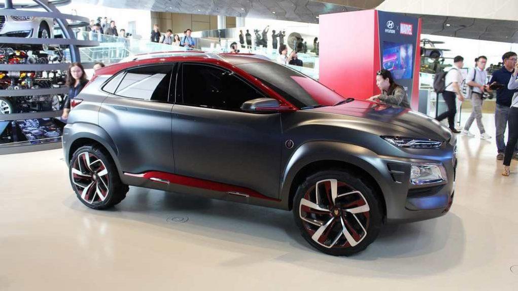 Hyundai Kona Iron Man Edition 2
