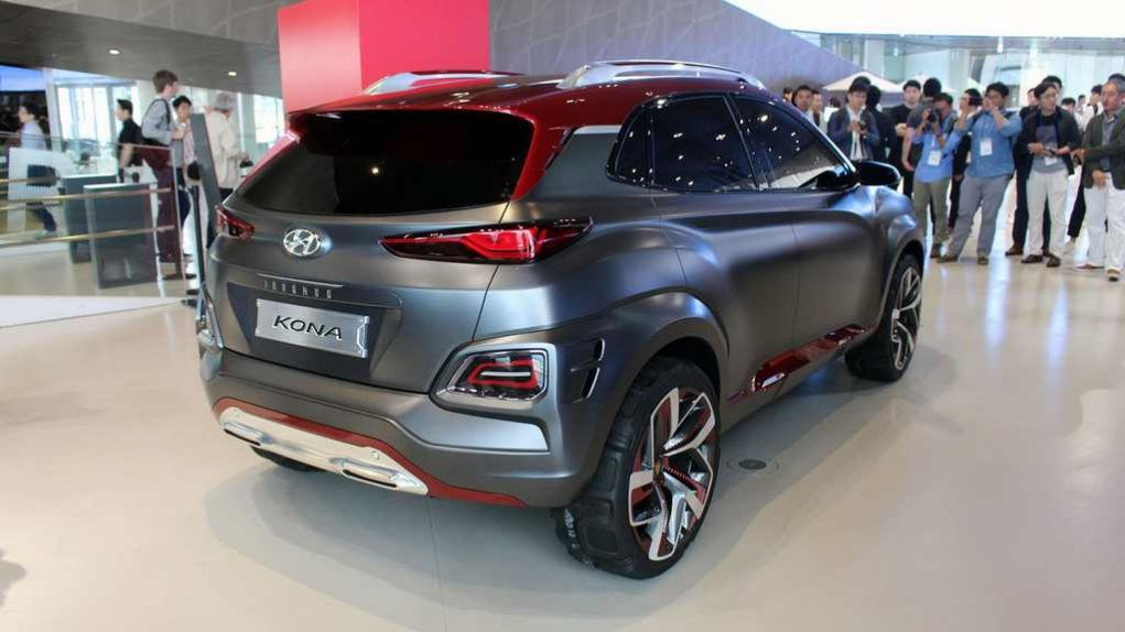 Hyundai Kona Iron Man Edition 3
