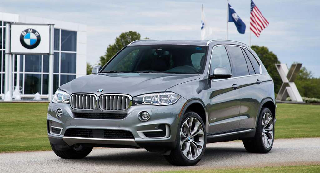 india bound bmw x7 confirmed for global launch in late 2018. Black Bedroom Furniture Sets. Home Design Ideas