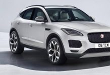 India-Bound Jaguar E-Pace