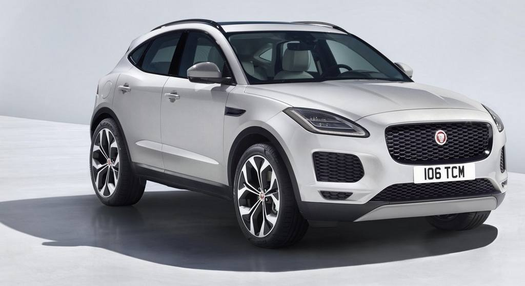 Jaguar E Pace Suv India Launch Price Specs Features