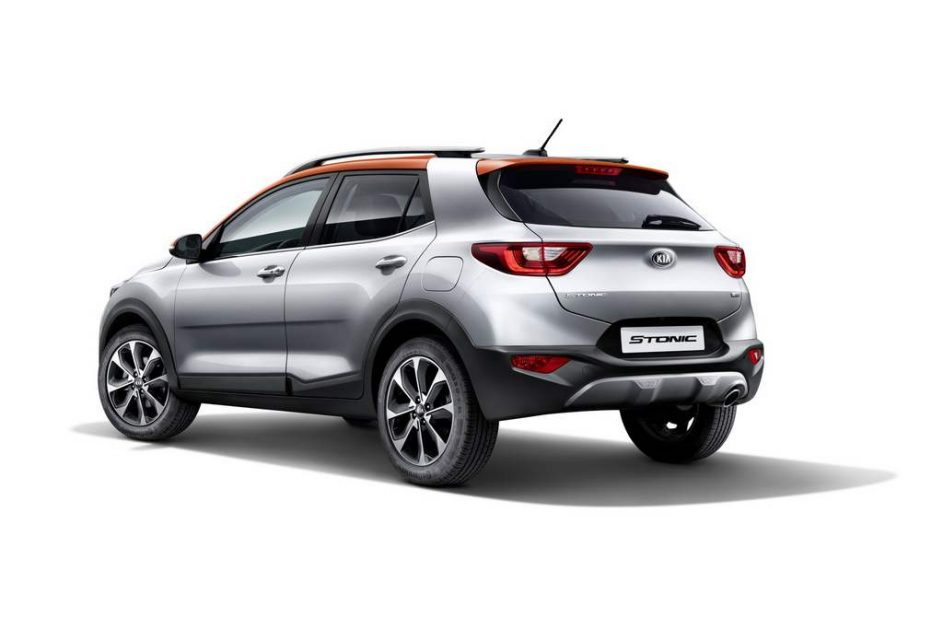 India-Bound Kia Stonic Crossover 3