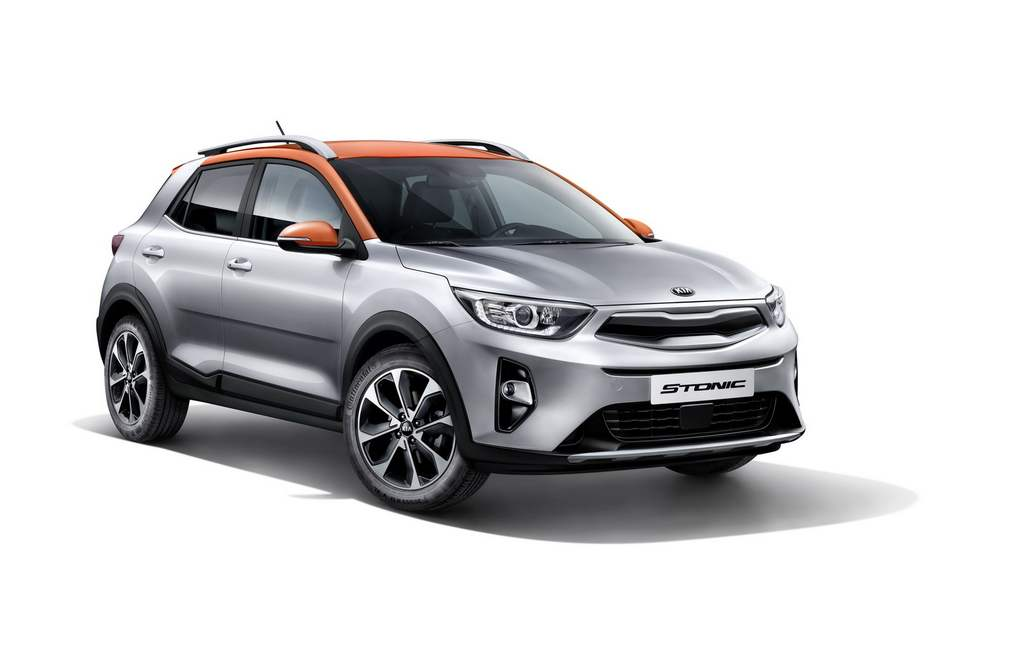 India-Bound Kia Stonic Crossover 4