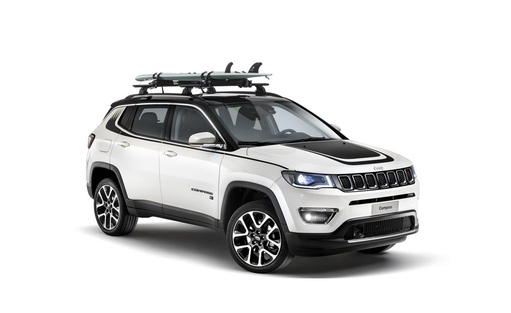 Jeep Compass Gets Over 70 Exclusive Accessories From Mopar