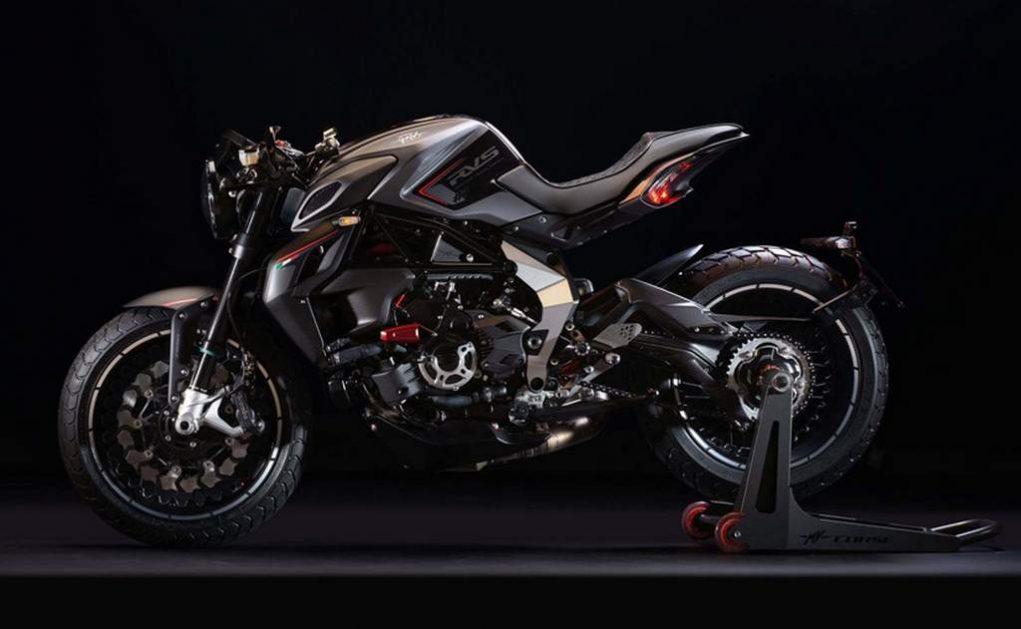 MV Agusta RVS #1 Motorcycle 1