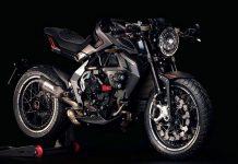 MV Agusta RVS #1 Motorcycle
