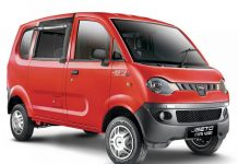 Mahindra Jeeto Minivan Launched in India, Price, Specs, Features