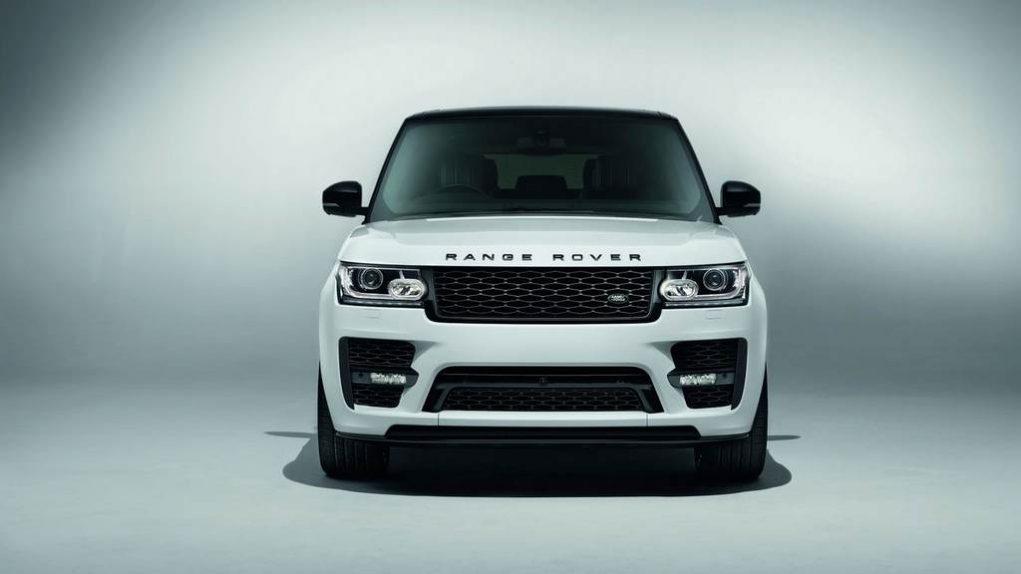 Range Rover SVO Design Pack 1