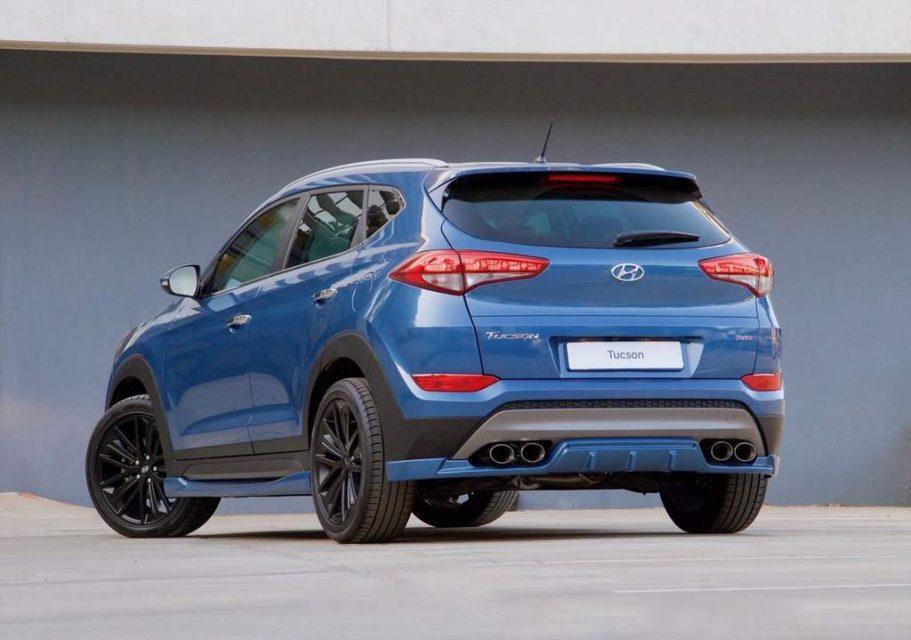 Tucson Sport Hyundai 2
