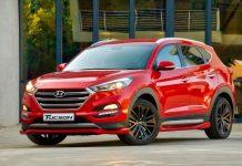 Tucson Sport Hyundai