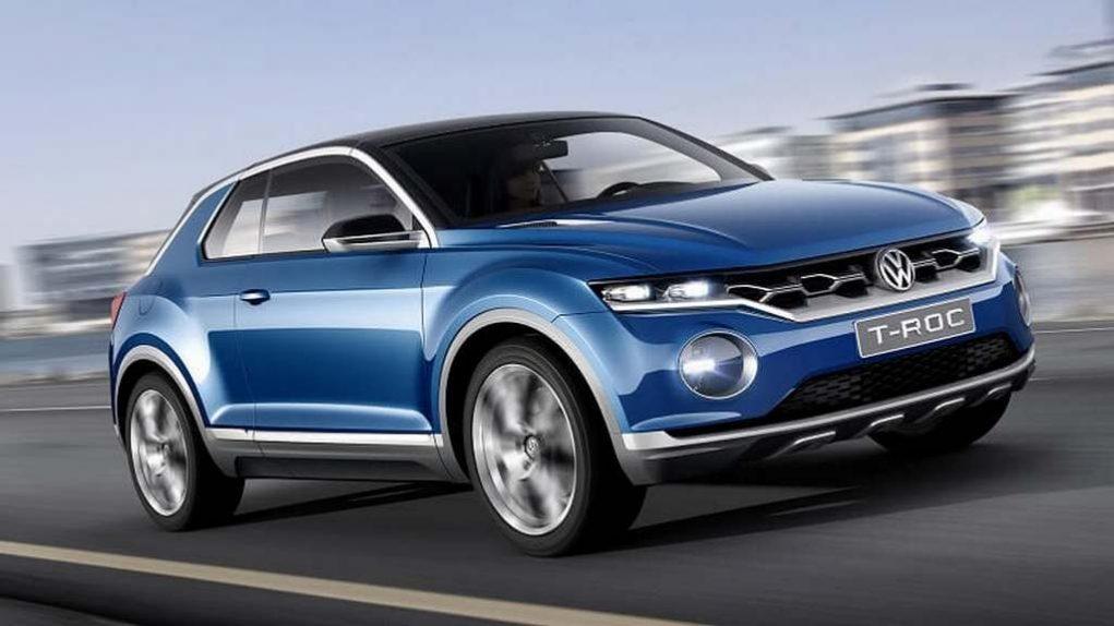 Volkswagen-T-ROC-SUV-Concept