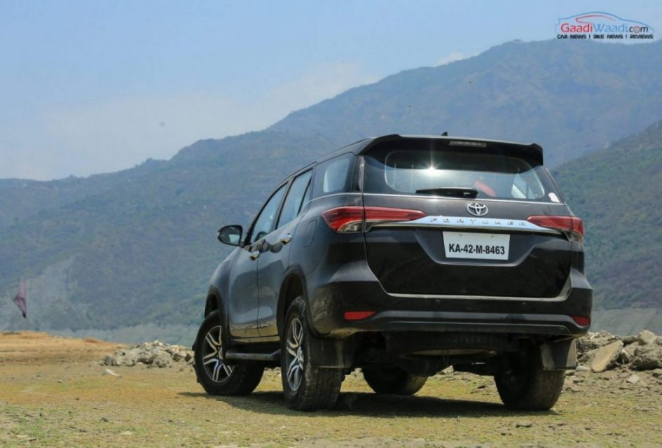 fortuner petrol at long Drive review-26