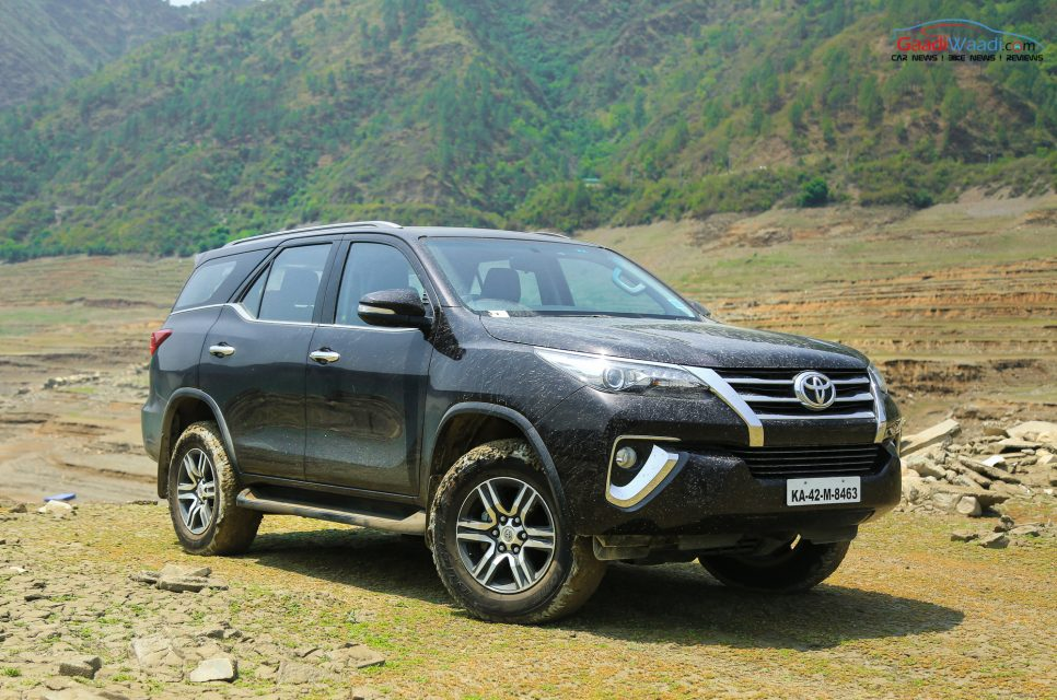 fortuner petrol at long Drive review-30
