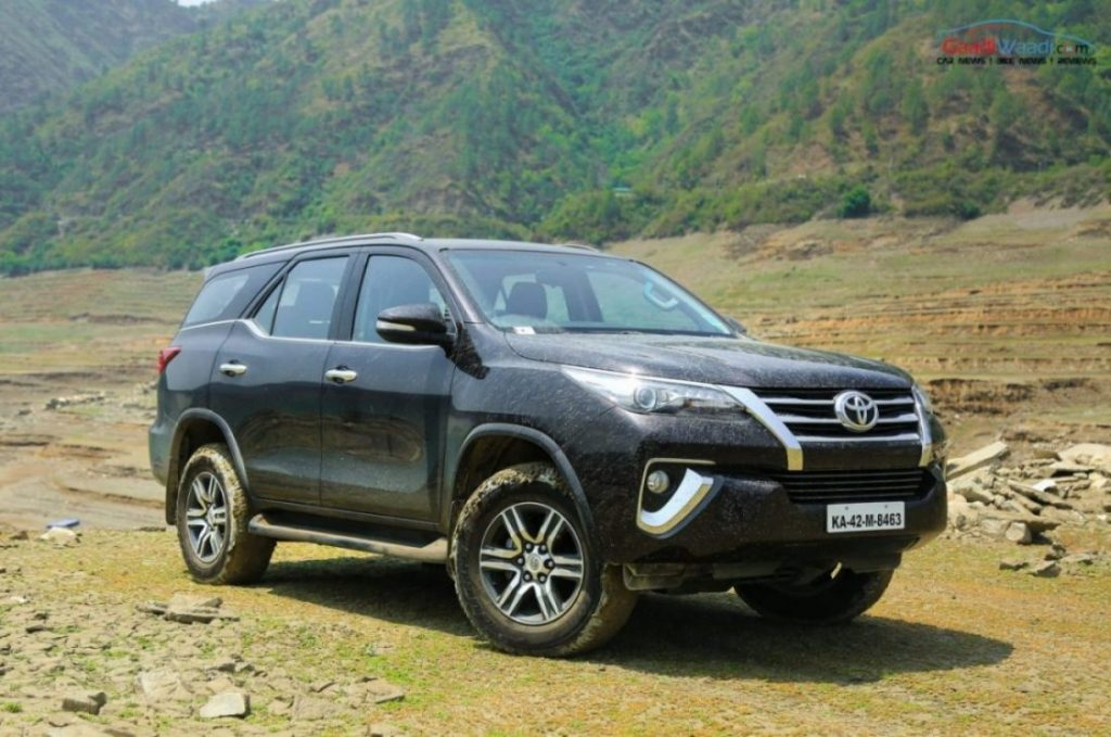Toyota Fortuner Price Increased In India By Up To Rs  49,000
