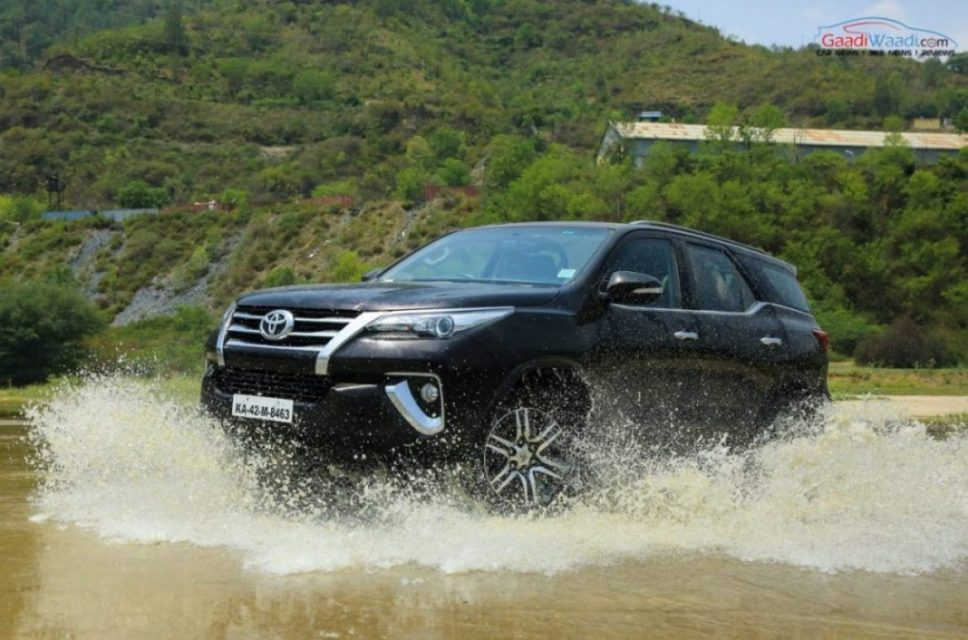 fortuner petrol at long Drive review-41