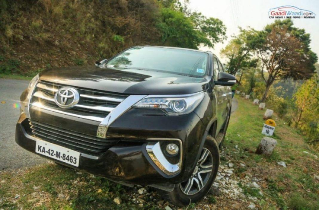 fortuner petrol at long Drive review-5