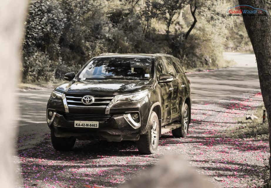 fortuner petrol at long Drive review-7