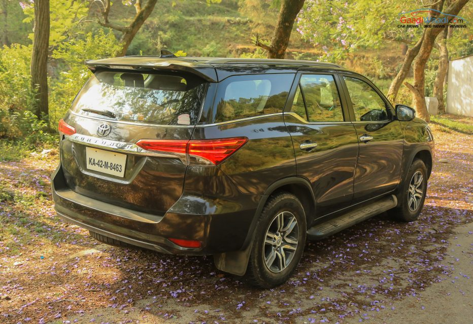 fortuner petrol at long Drive review-9