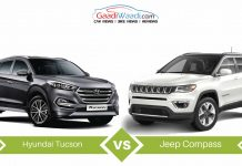 jeep compass vs Hyundai Tucson comparison5