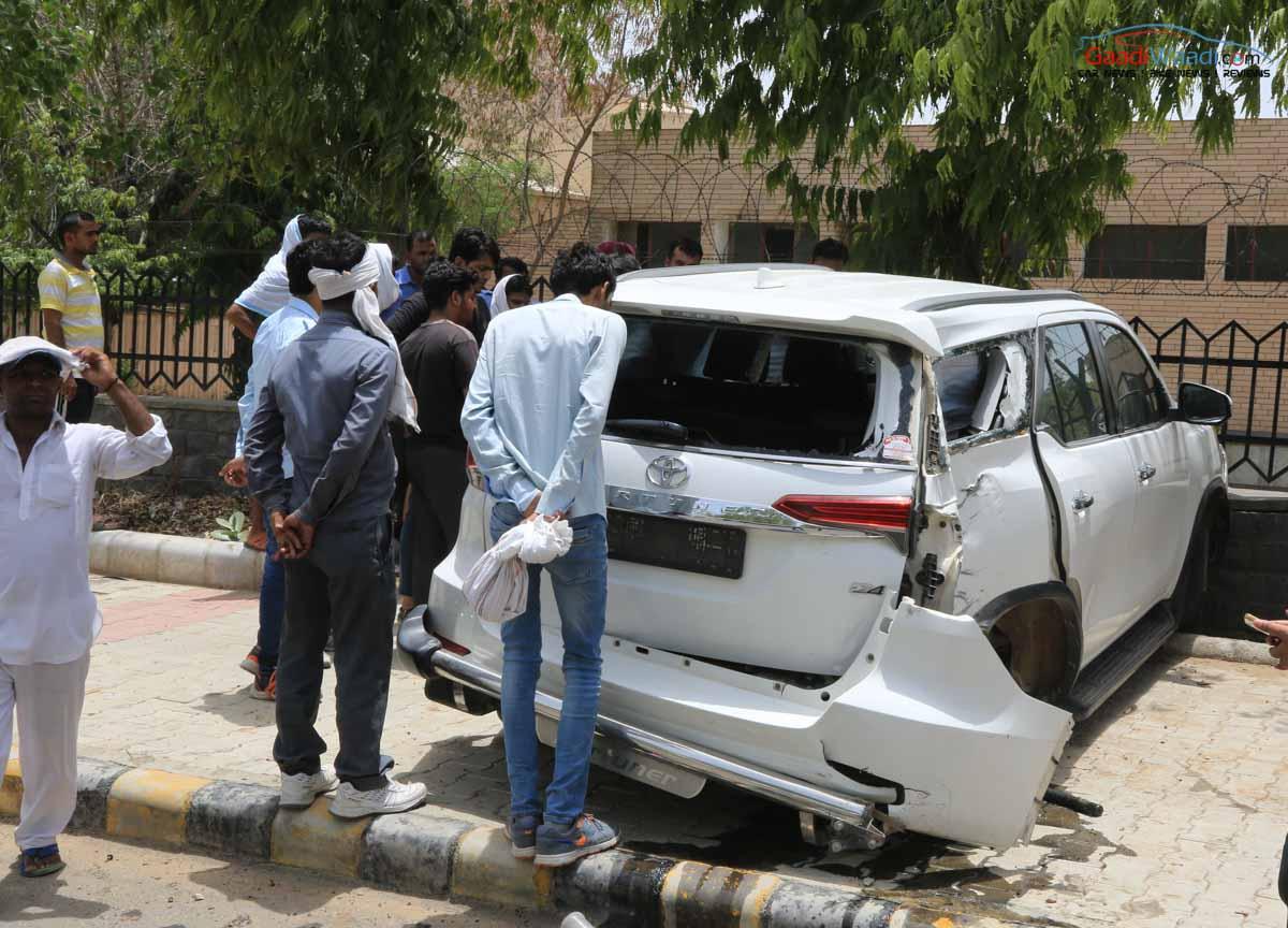 new fortuner accident india-15