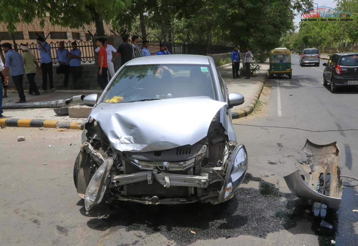 Car Accident News In India