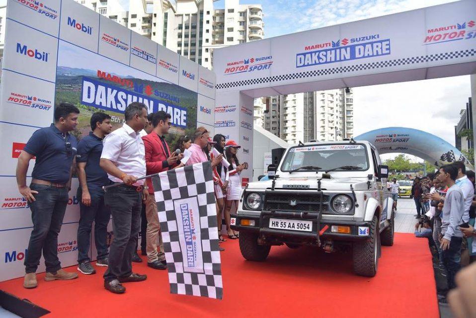 2017 Maruti Suzuki Dakshin Dare Suresh Rana & Ashwin Naik Crowned Winners 1