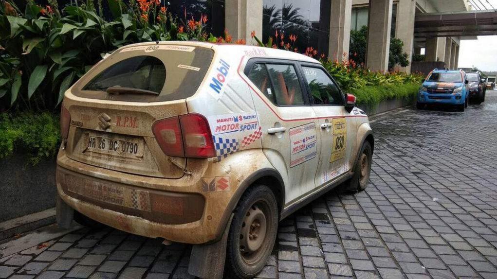 2017 Maruti Suzuki Dakshin Dare Suresh Rana & Ashwin Naik Crowned Winners 2