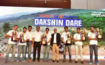 2017 Maruti Suzuki Dakshin Dare Suresh Rana & Ashwin Naik Crowned Winners