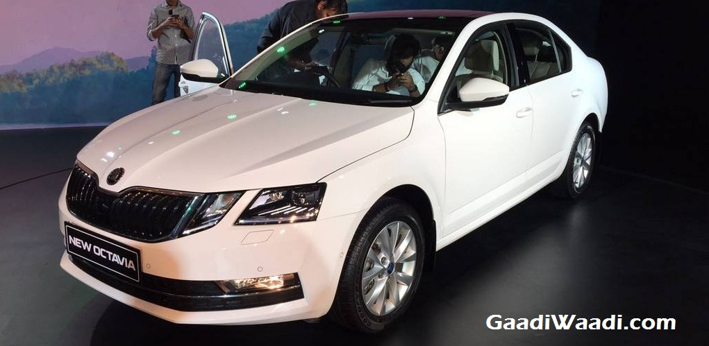 2017 Skoda Octavia Facelift Launched, Price, Engine, Specs, Features 2