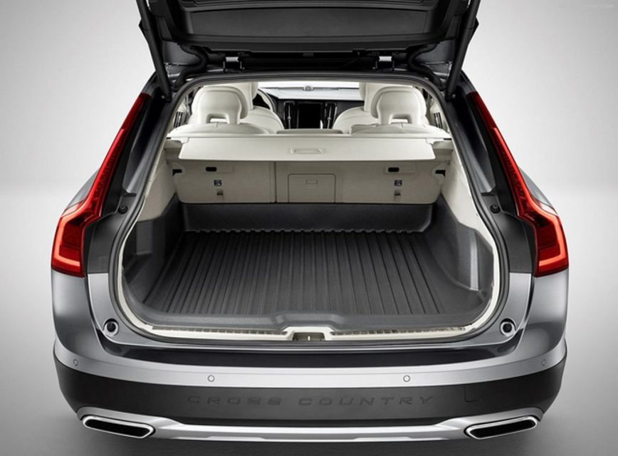 2017 Volvo V90 Cross Country India Launch Price Specs Features Interior Bootspace