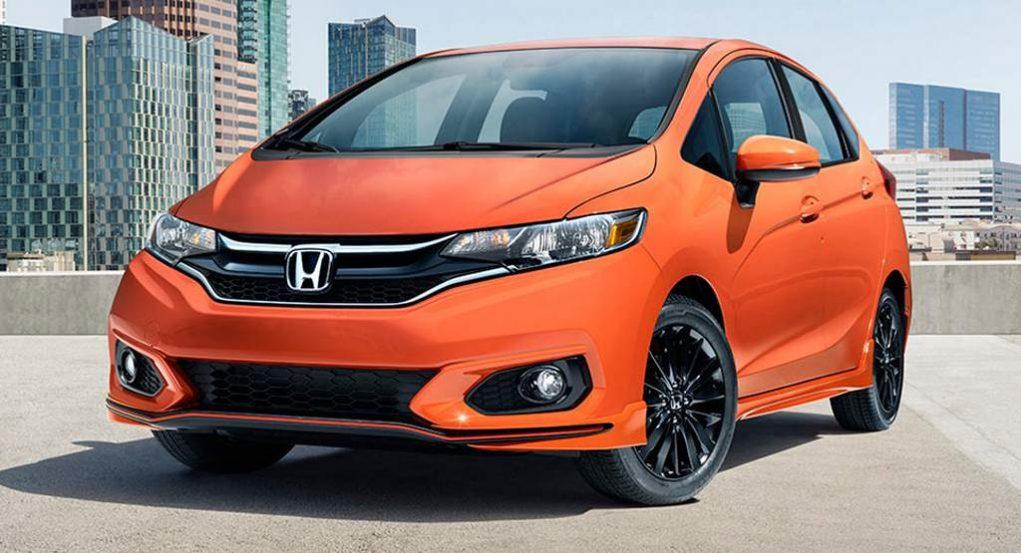 2018 Honda Fit aka Jazz 1