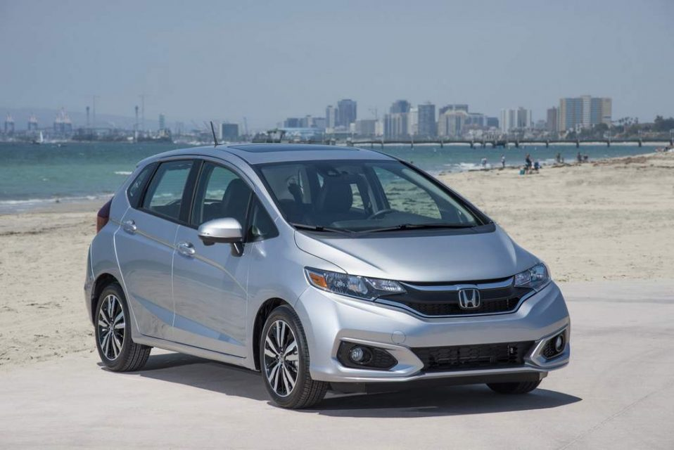 2018 Honda Fit aka Jazz 3