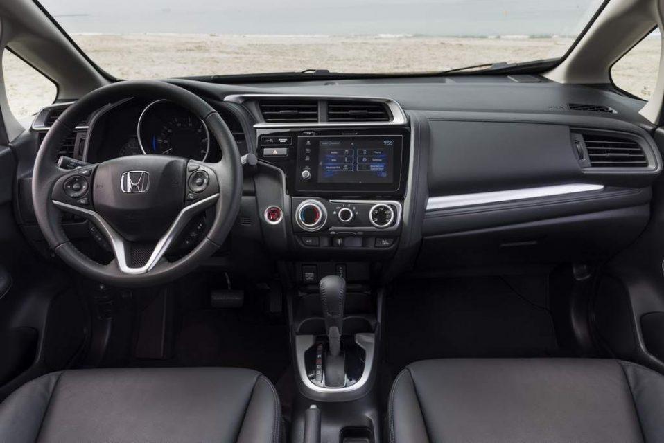 2018 Honda Fit aka Jazz Interior