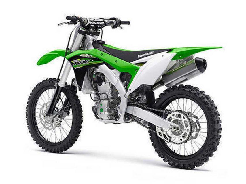 2018 Kawasaki KX 250F 6