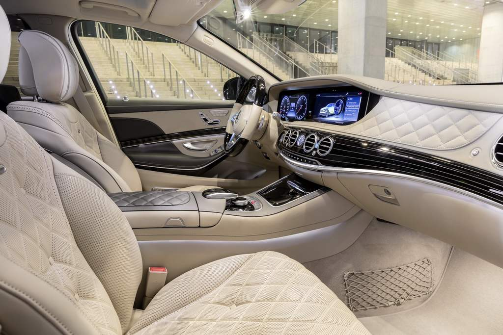 2018 Mercedes Maybach S650 India Launch Price Engine Specs